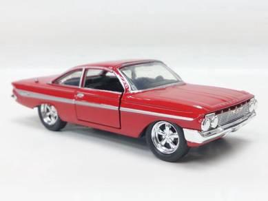 Chevy Impala Fast 8 Diecast