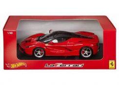 HotWheels La Ferrari 1:18 Classic car toy model