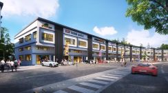 New Double Storey Shop Office Seberang Prai Selatan Jit Sin 2