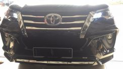 Toyota Fortuner new RBS Skirting