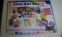 Sand art party package for event & Birthday