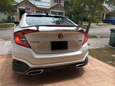 Honda Civic FC 2016 Spoiler SI
