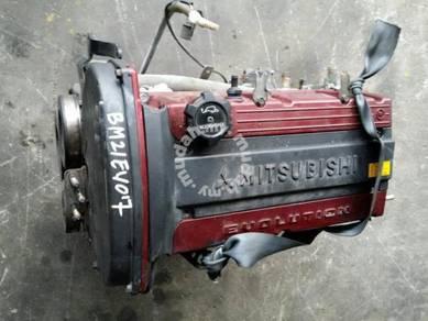 Evo 7 engine kosong