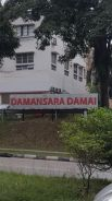Saujana Apartment , Damansara Damai