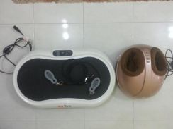 Ogawa Ez Tone & Ogawa Foot Massager