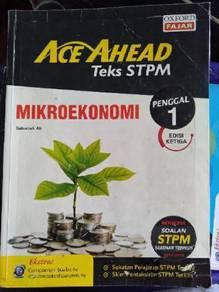 Ace Ahead Teks STPM Mikroekonomi