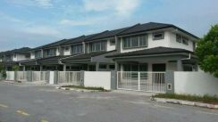 22 Mile Serian Tapah Cudos II Double Storey House For Sale
