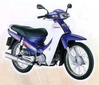 Mencari Moto di Bawah RM 1000.00
