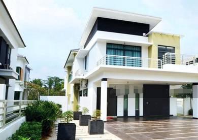 [ Below Market Value 2 storey house 23x82 ] Putrajaya near highway