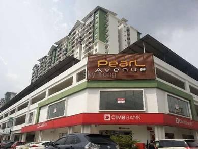 Kajang Pearl Avenue Condo, Kajang Sungai Chua,