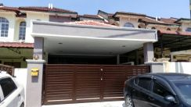 [RENOVATED & EXTENDED} Double Storey Bandar Puncak Alam Fasa 3