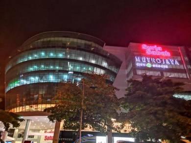 First Floor Shoplot at Suria Sabah For Rent