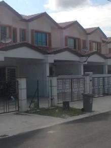 Jalan Nuri 2 storey house for rent