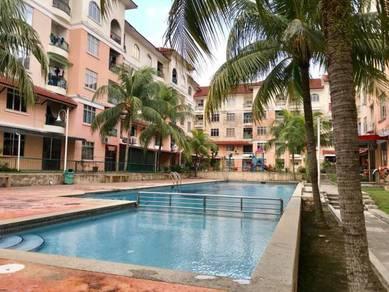 Villa Hijauan Apartment at Bandar Selesa Jaya, Johor Bahru