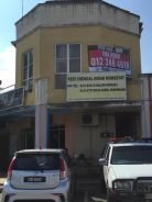 2 storey shop lot taman chengal indah bera for sales