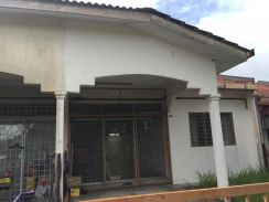 Single Story House Seremban Jaya