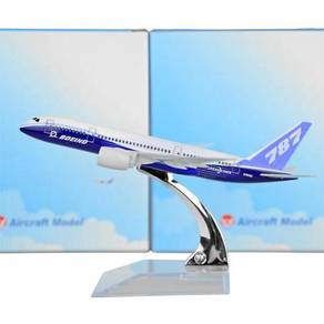 Dream Liner Boeing 787 Airplane / Kapal Terbang