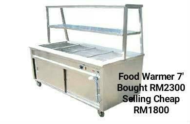 Food warmer 7 kaki
