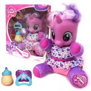 My Lovely Pony Baby Doll with Light and Sound