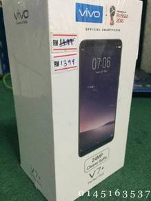Vivo V7+ 64gb baru