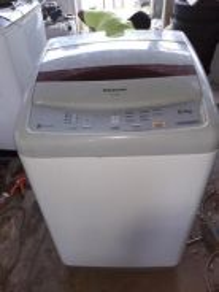 Mesin basuh panasonic 6.0 kg