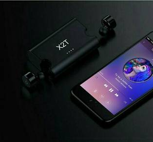 X2T Wireless Bluetooth Earbuds with Charges