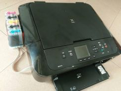 Supply & Install ASE Ink System ~ PIXMA MG5770