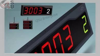 System angka giliran - 700i system