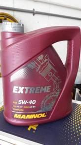 Genuine Mannol Engine Oil Synthetic 5W-40