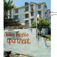 Apartment for sale in Penang