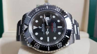 Rolex Sea Dweller-126600-B/N-Lux Watch