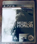 Medal of Honor PS3 games