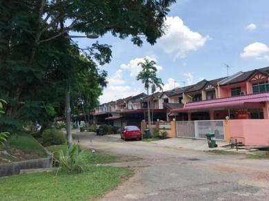 Taman Sejati Indah Double Storey Terrace House
