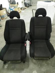 Seat toyota wish depan shj