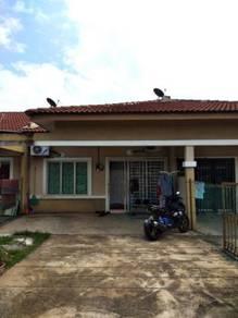 [FREEHOLD] Teres 1 Tingkat Taman Merbau Indah, Triang Bera, Pahang