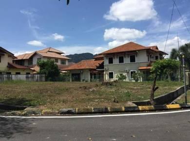 Corner Lot Bungalow Land UIA Villa Bestari Sg Pusu Gombak