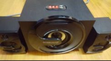 Speaker SonicGear Bass Power