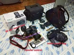 Letting go Canon 60D in good condition