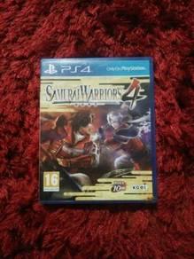 PS4 Samurai Warriors 4 (Used)
