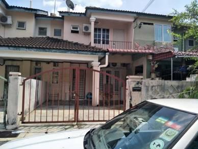 Double Storey Terrace House Bercham Ipoh