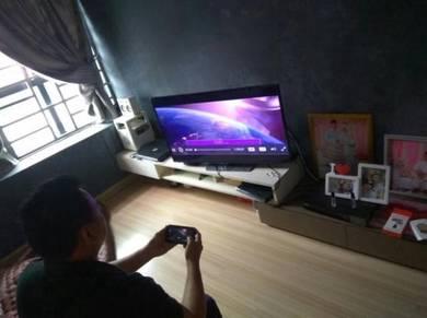 Alat Sambung Phone ke TV - Mirascreen Miracast