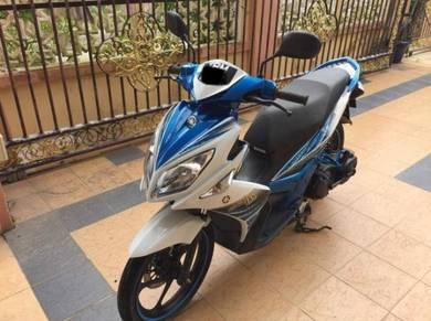 2013 Yamaha Nouvo lc low milage