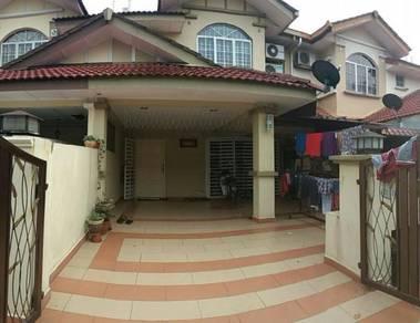 Double Storey Terrace Tmn Brjya Park,Shah Alam