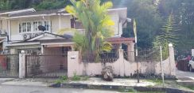Corner double storey, Persiaran Mayang Pasir, Bukit Gedung,Bayan Lepas