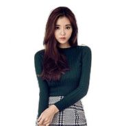 Turtle neck knitted top long sleeve