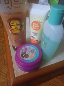 Preloved makeup untk letgo