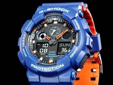 Watch - Casio G SHOCK BiCOLOR GA100L-2A-ORIGINAL