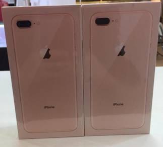 New iPhone 8 Plus 64GB. Harga (1500) jer