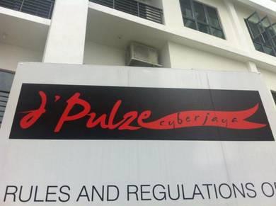 DPulze Cyberjaya, Fully Furnish, BELOW MARKET CHEAPER ( 2 Car Park )
