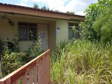 Single Storey Corner Unit Terrace House, Taman Seri Bayu